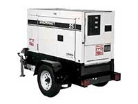 Generator Rentals in Northern Alabama, the Nashville Metro Area
