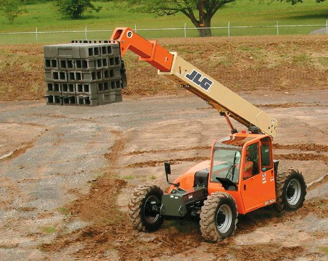 Where to find FORKLIFT, REACH 6000  42  4WD in Nashville