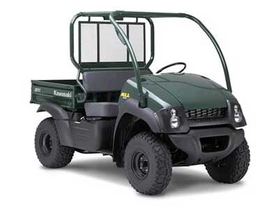 Rent Utility Vehicle