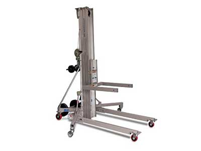 Rent Hoists/lifts